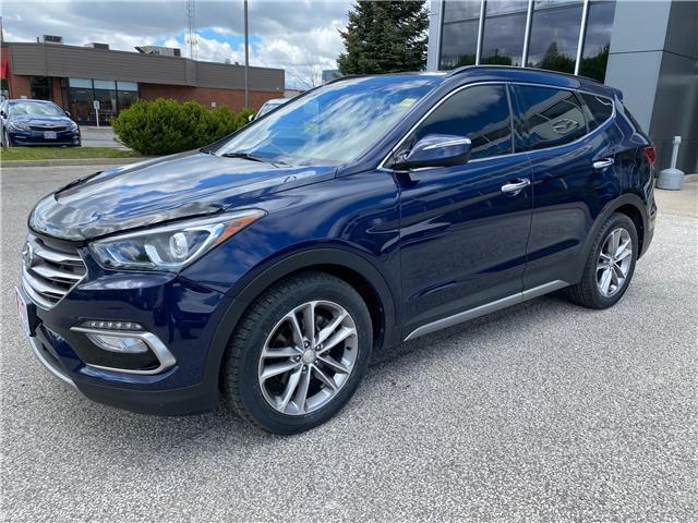 2017 Hyundai Santa Fe Sport  (Stk: M4623) in Sarnia - Image 1 of 14