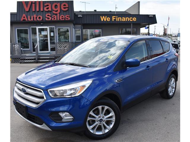2019 Ford Escape SE (Stk: P38334) in Saskatoon - Image 1 of 18