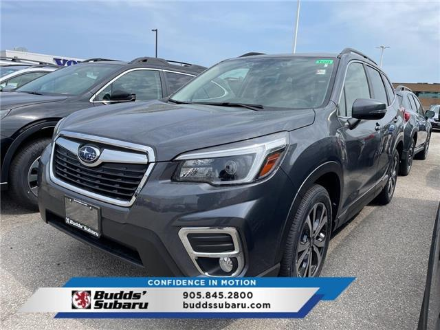 2021 Subaru Forester Limited (Stk: F21093) in Oakville - Image 1 of 5