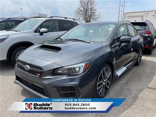 2021 Subaru WRX STI Sport-tech w/Lip (Stk: W21011) in Oakville - Image 1 of 5