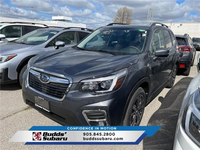 2021 Subaru Forester Limited (Stk: F21101) in Oakville - Image 1 of 5