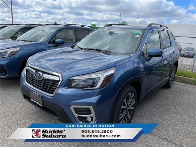 2021 Subaru Forester Limited (Stk: F21135) in Oakville - Image 1 of 5