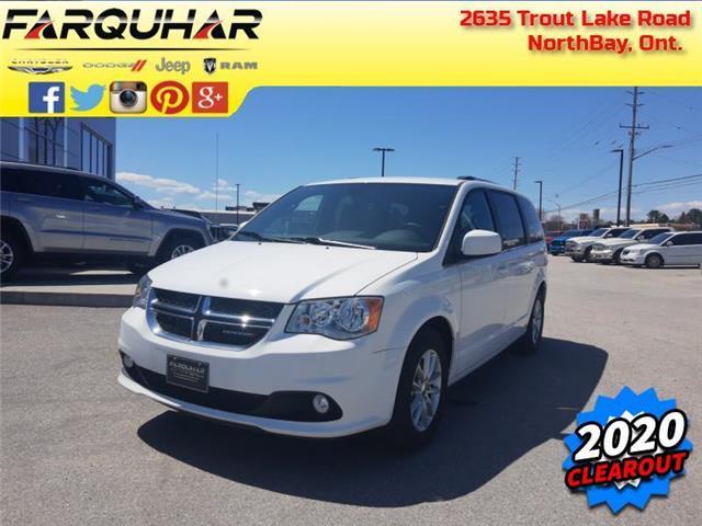 2020 Dodge Grand Caravan Premium Plus (Stk: 20477) in North Bay - Image 1 of 30