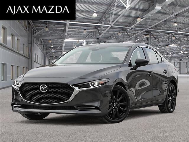 2021 Mazda Mazda3 GT w/Turbo (Stk: 21-1551) in Ajax - Image 1 of 22