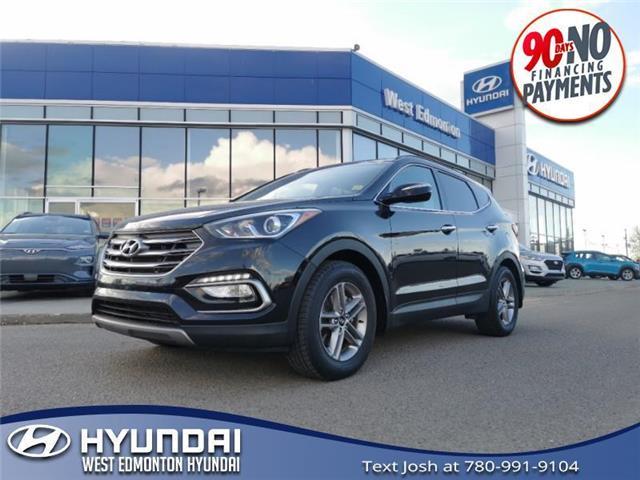 2017 Hyundai Santa Fe Sport 2.4 Base (Stk: 4098A) in Edmonton - Image 1 of 23