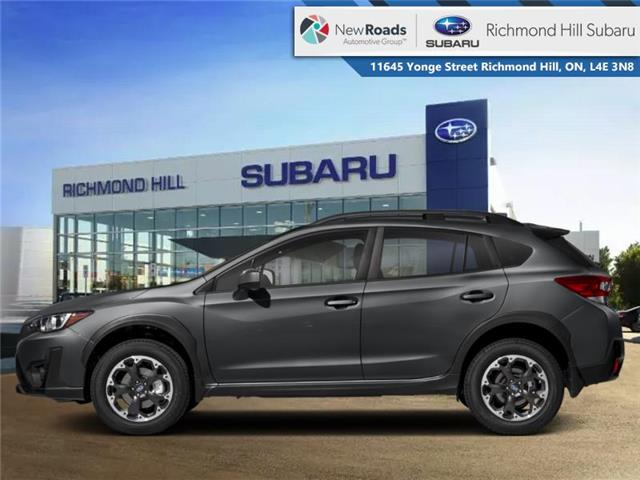 New 2021 Subaru Crosstrek Convenience w/Eyesight  - $225 B/W - RICHMOND HILL - NewRoads Subaru of Richmond Hill