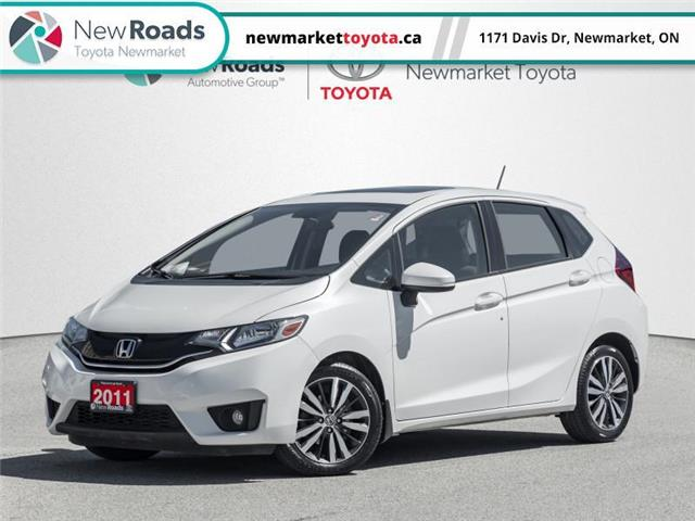 2017 Honda Fit EX (Stk: 361361) in Newmarket - Image 1 of 24