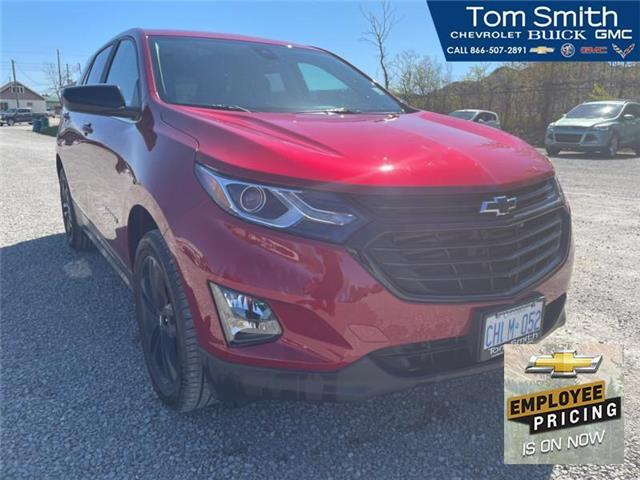 2021 Chevrolet Equinox LT (Stk: 210348) in Midland - Image 1 of 10