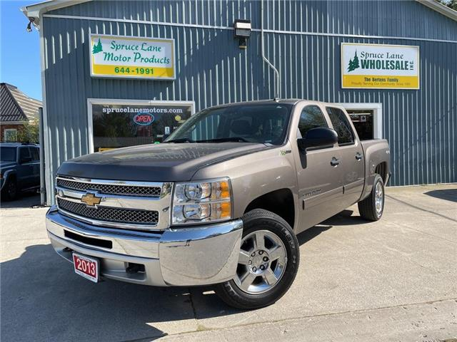 2013 Chevrolet Silverado 1500 Hybrid Base (Stk: 71966) in Belmont - Image 1 of 24
