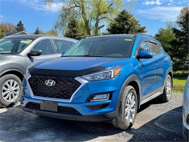 Used 2020 Hyundai Tucson  Preferred AWD w-Sun & Leather Package - Rockland - Harmony Hyundai