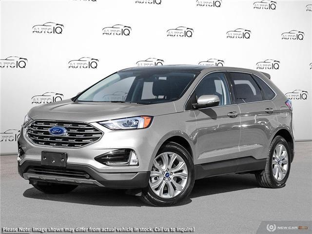 2021 Ford Edge Titanium (Stk: 21D2710) in Kitchener - Image 1 of 23