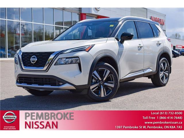 2021 Nissan Rogue Platinum (Stk: 21111) in Pembroke - Image 1 of 30