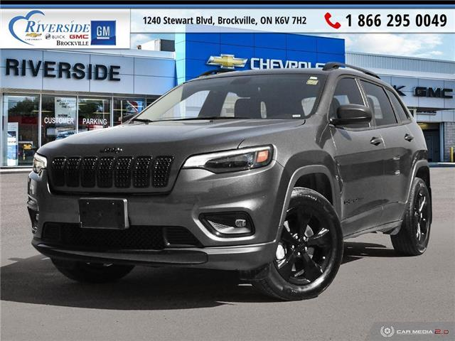 2020 Jeep Cherokee North (Stk: 21-250A) in Brockville - Image 1 of 27