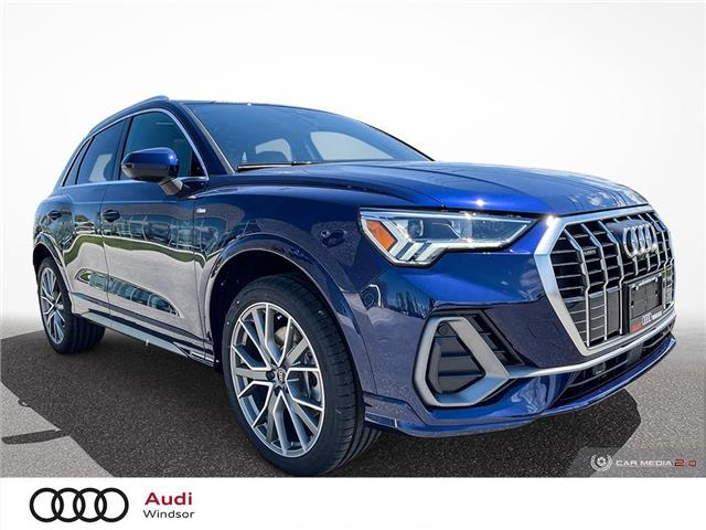 2021 Audi Q3 45 Technik (Stk: 21171) in Windsor - Image 1 of 30