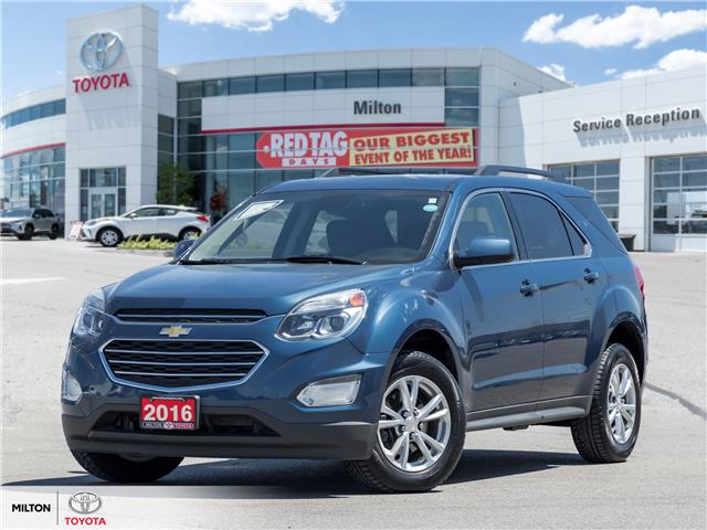 2016 Chevrolet Equinox 1LT (Stk: 302642) in Milton - Image 1 of 24
