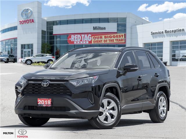 2019 Toyota RAV4 LE (Stk: 015976) in Milton - Image 1 of 20