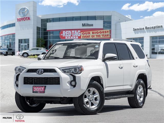2017 Toyota 4Runner SR5 (Stk: 422267) in Milton - Image 1 of 24