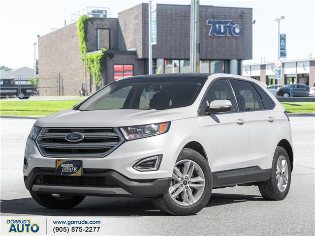 2017 Ford Edge SEL (Stk: B00298) in Milton - Image 1 of 21