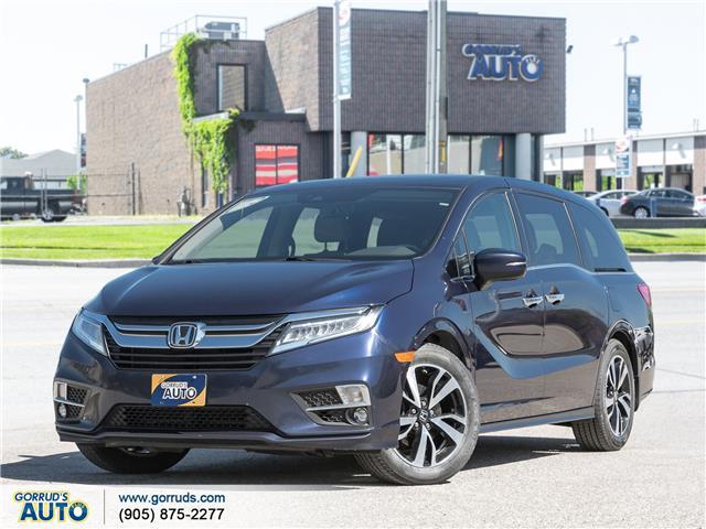 2018 Honda Odyssey Touring (Stk: 500089) in Milton - Image 1 of 24