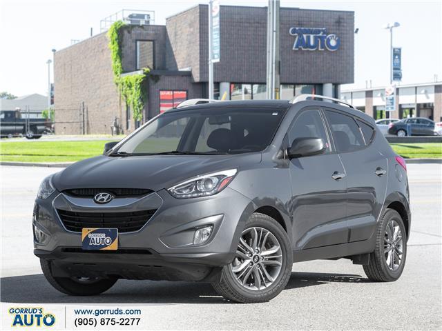 2015 Hyundai Tucson GLS (Stk: 095652) in Milton - Image 1 of 21