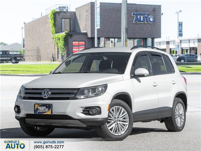 2016 Volkswagen Tiguan Special Edition (Stk: 610831A) in Milton - Image 1 of 19