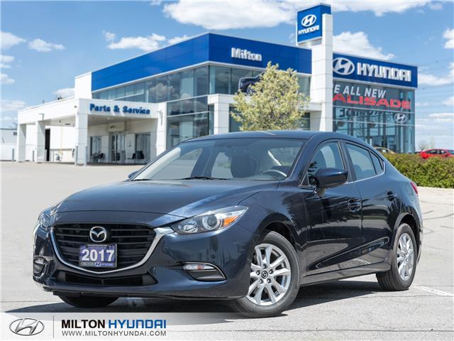 2017 Mazda Mazda3 SE (Stk: 145604) in Milton - Image 1 of 20