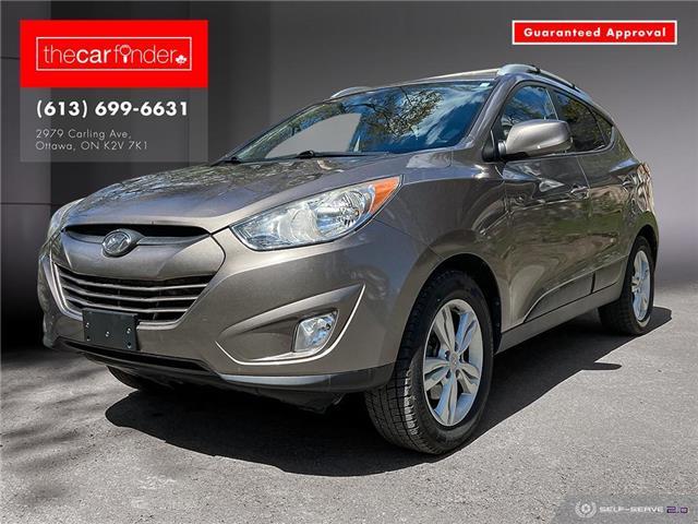 2013 Hyundai Tucson GLS (Stk: ) in Ottawa - Image 1 of 24