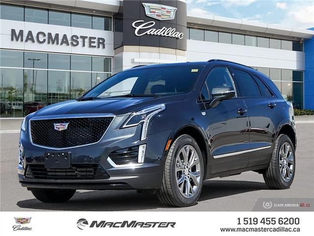 2021 Cadillac XT5 Sport (Stk: 210417) in London - Image 1 of 22