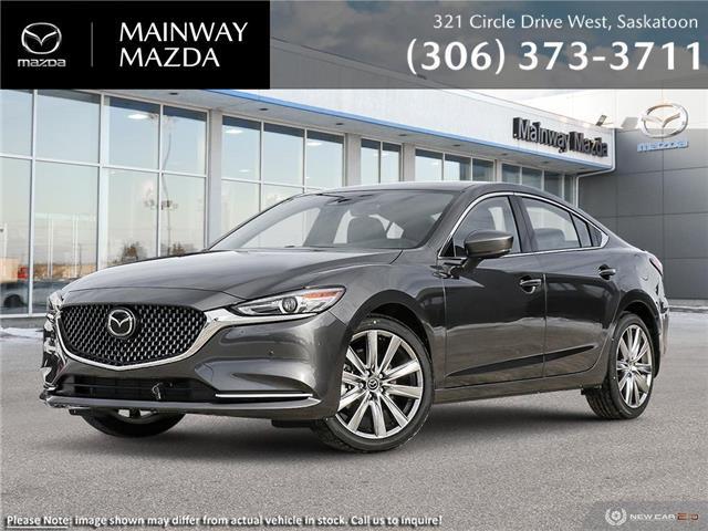 2021 Mazda MAZDA6 Signature (Stk: M21327) in Saskatoon - Image 1 of 10