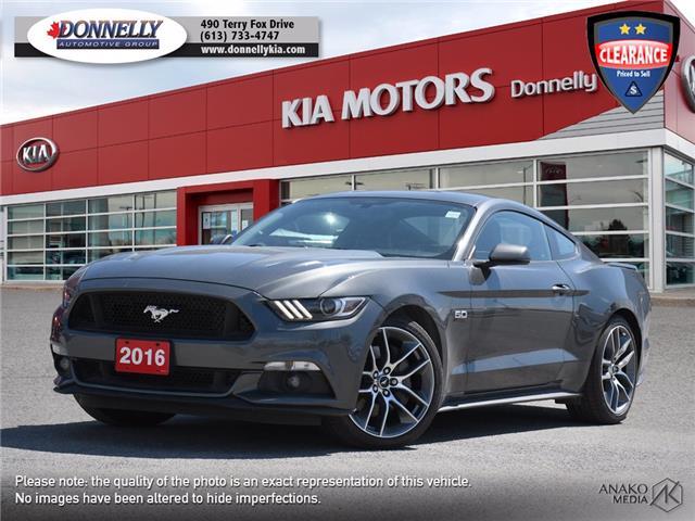 2016 Ford Mustang  (Stk: KW6B) in Kanata - Image 1 of 24