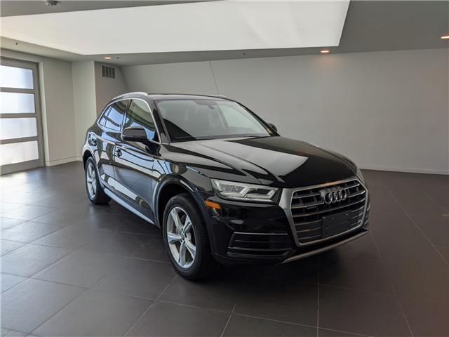 2018 Audi Q5 2.0T Progressiv (Stk: L10197) in Oakville - Image 1 of 18
