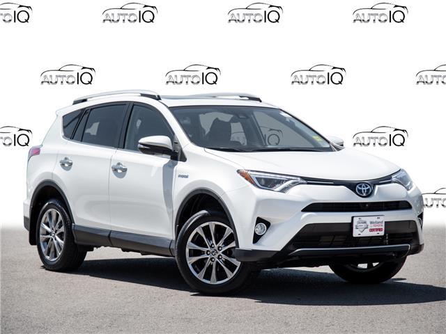 2017 Toyota RAV4 Hybrid Limited (Stk: 7544A) in Welland - Image 1 of 24