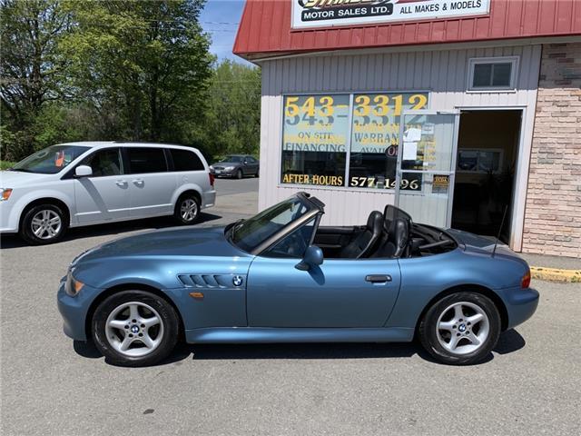 1997 BMW Z3 1.9 (Stk: -) in Morrisburg - Image 1 of 23