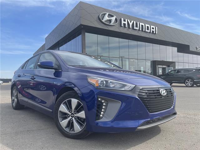 2019 Hyundai Ioniq Plug-In Hybrid Preferred (Stk: 40127A) in Saskatoon - Image 1 of 22