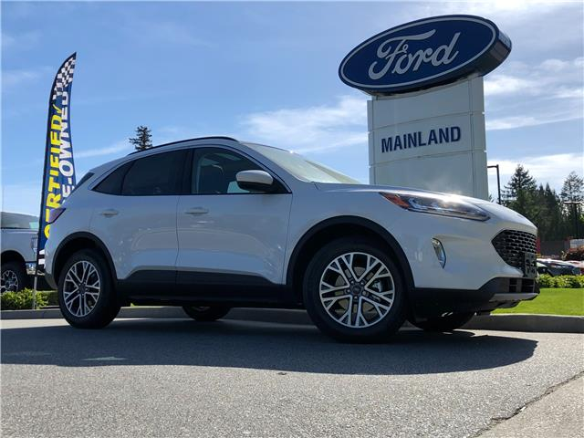 2021 Ford Escape SEL Hybrid (Stk: 21ES8896) in Vancouver - Image 1 of 30