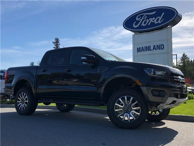 2021 Ford Ranger Lariat (Stk: 21RA9684) in Vancouver - Image 1 of 30
