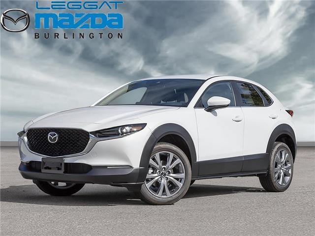 2021 Mazda CX-30 GS (Stk: 211643) in Burlington - Image 1 of 22
