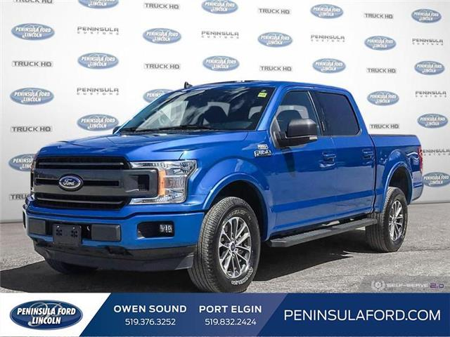 2019 Ford F-150 XLT (Stk: 21FE113A) in Owen Sound - Image 1 of 24