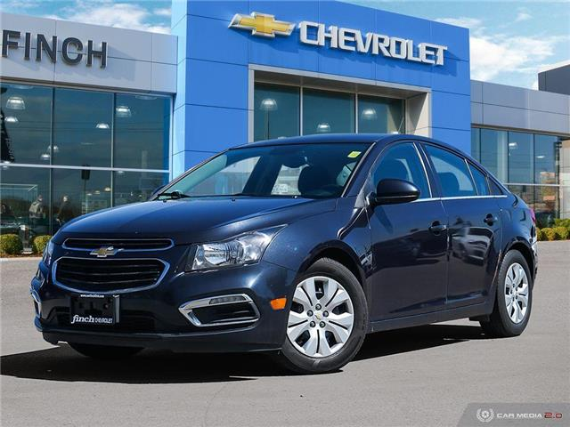 2015 Chevrolet Cruze 1LT (Stk: 153746) in London - Image 1 of 28