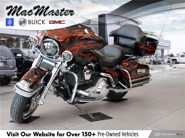 2004 Harley-Davidson Electra Glide 2004 Harley-Davidson Electra Glide (Stk: U600505-OC) in Orangeville - Image 1 of 19
