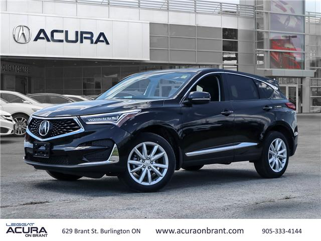 2021 Acura RDX Tech (Stk: 21157) in Burlington - Image 1 of 30