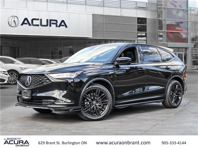 2022 Acura MDX A-Spec (Stk: 22035) in Burlington - Image 1 of 30
