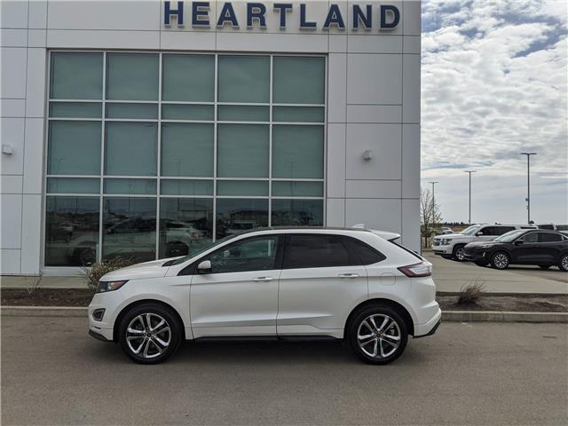 2016 Ford Edge Sport (Stk: MSC004A) in Fort Saskatchewan - Image 1 of 38