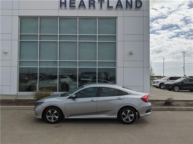 2019 Honda Civic LX (Stk: MEX039C) in Fort Saskatchewan - Image 1 of 35