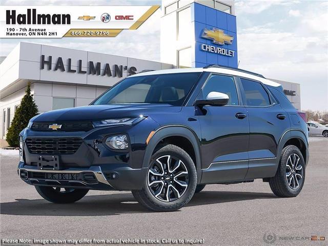 2021 Chevrolet TrailBlazer ACTIV (Stk: 21357) in Hanover - Image 1 of 23