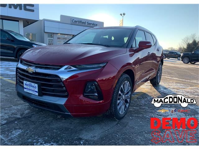 2021 Chevrolet Blazer Premier (Stk: 47502) in Strathroy - Image 1 of 10