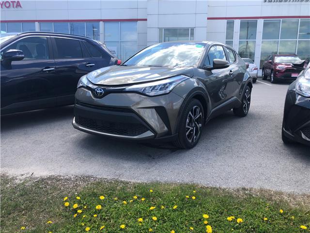 2021 Toyota C-HR XLE Premium (Stk: TX208) in Cobourg - Image 1 of 6