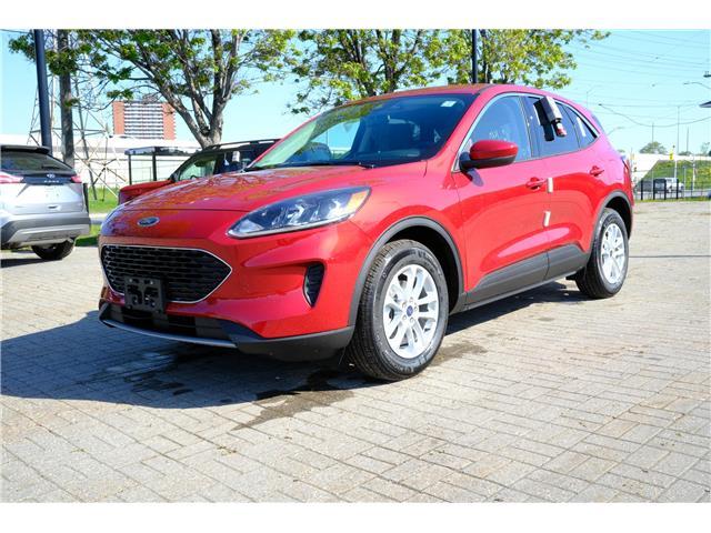 2021 Ford Escape SE (Stk: 2102550) in Ottawa - Image 1 of 17