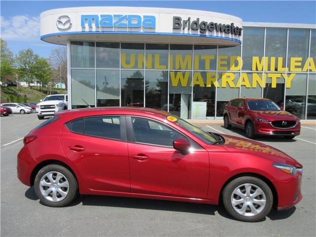 2017 Mazda Mazda3 Sport GX (Stk: ) in Hebbville - Image 1 of 19