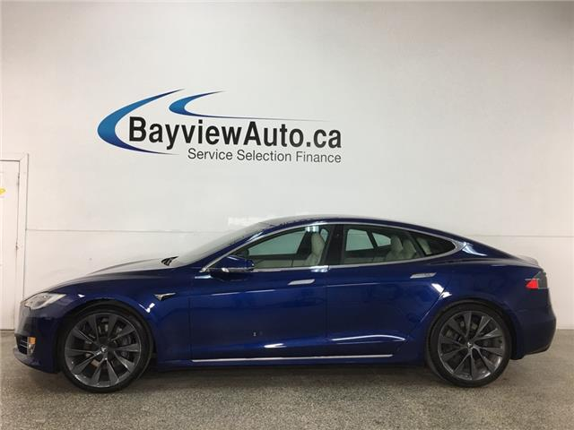 2020 Tesla Model S Long Range (Stk: 37874R) in Belleville - Image 1 of 29